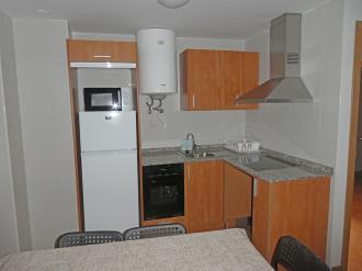 Kitchen Espagne Pyrenées Aragonaises BIESCAS Appartements Gavin Biescas 3000