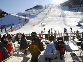 Cerler ski  España Pirineo Aragonés