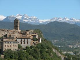 Comarca Sobrarbe  España Pirineo Aragonés