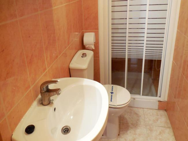 Baño Apartamentos Gardenias 3000 Alcoceber