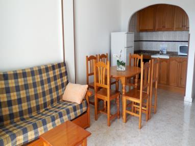 Salón España Costa Azahar Alcoceber Apartamentos Gardenias 3000