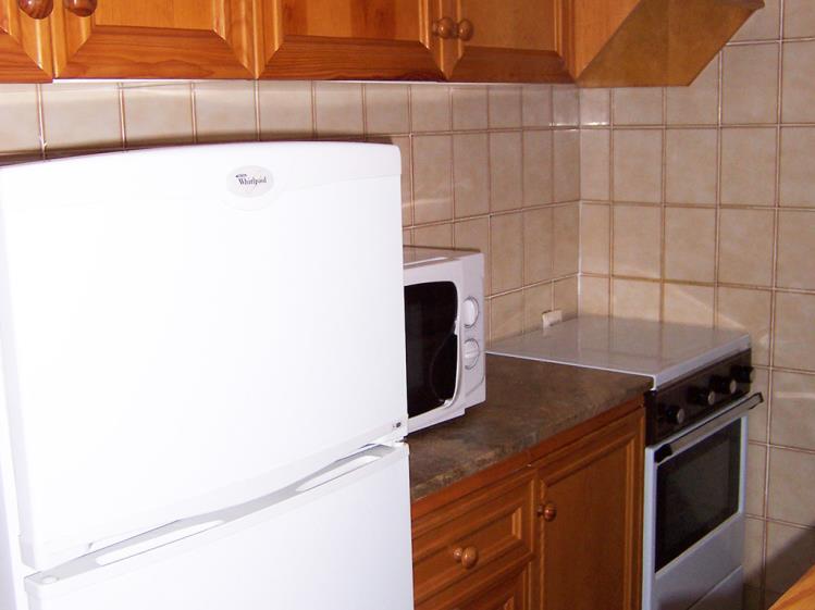 Cocina Apartamentos Peñismar I y II 3000 Peñiscola