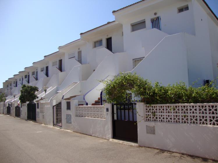 Fachada Verano Apartamentos Peñismar I y II 3000 Peñiscola