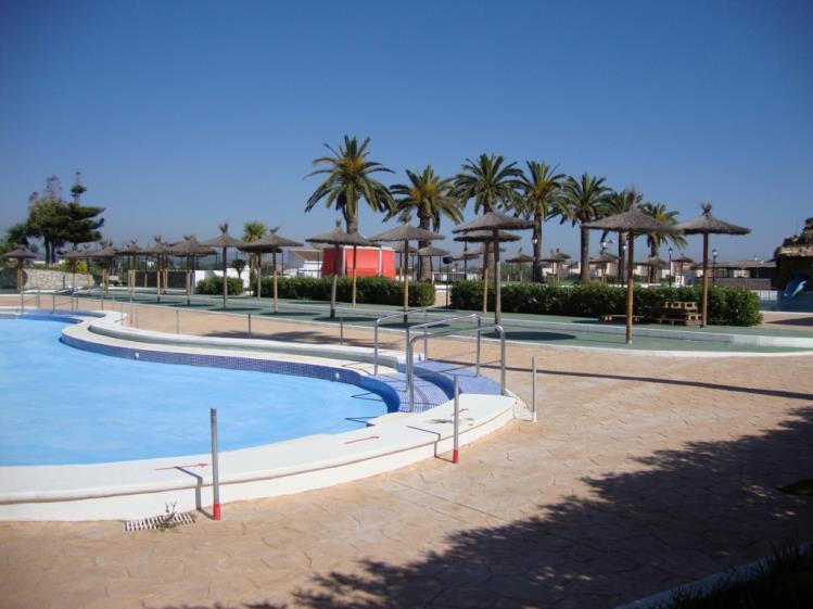 Piscina Apartamentos Peñismar I y II 3000 Peñiscola