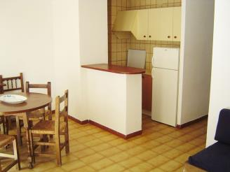 Kitchen Espagne Costa del Azahar PENISCOLA Appartements Peñismar I y II 3000