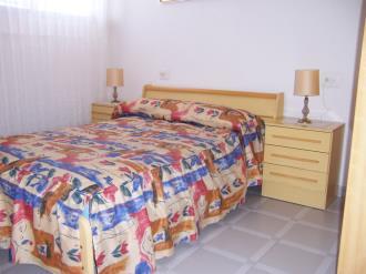 chambre Espagne Costa del Azahar PENISCOLA Appartements Peñismar I y II 3000