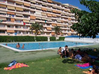 Piscina España Costa Azahar Peñiscola Apartamentos Peñismar I y II 3000