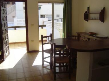 Salón comedor España Costa Azahar Peñiscola Apartamentos Peñismar I y II 3000