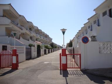 Fachada Verano España Costa Azahar Peñiscola Apartamentos Peñismar I y II 3000