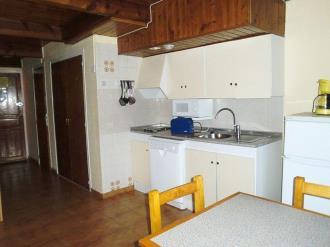 Cocina Andorra Estación Grandvalira Pas de la Casa Apartamentos Sapporo 3000