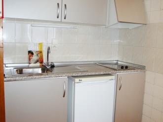 Kitchen Andorre Grandvalira PAS DE LA CASA Appartements Sapporo 3000