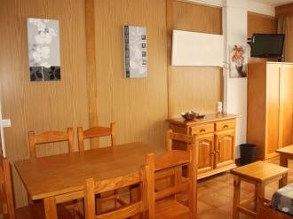 Salón comedor Andorra Estación Grandvalira Pas de la Casa Apartamentos Sapporo 3000