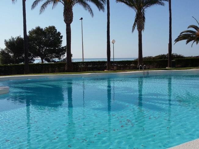 Piscina Apartamentos Casablanca 3000 Alcoceber
