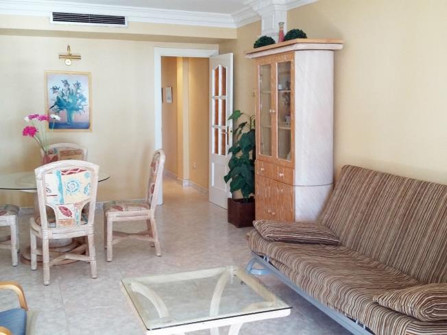 Salón comedor Apartamentos Casablanca 3000 Alcoceber