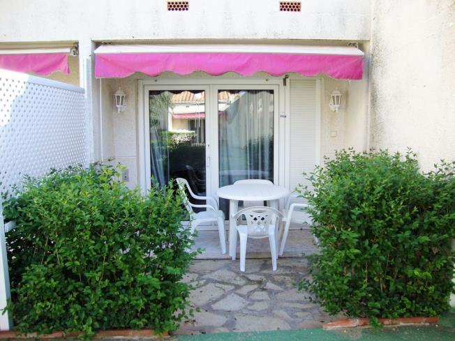 Terraza Apartamentos Casablanca 3000 Alcoceber