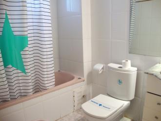 Baño España Costa Azahar Alcoceber Apartamentos Casablanca 3000