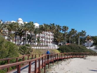 Exterior España Costa Azahar Alcoceber Apartamentos Casablanca 3000
