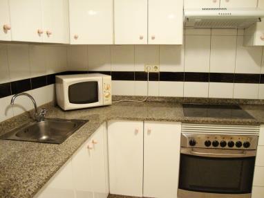Kitchen Appartements Casablanca 3000 ALCOSSEBRE