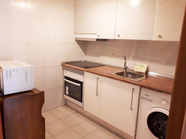 Cocina Apartamentos Mistral 3000 Oropesa del mar