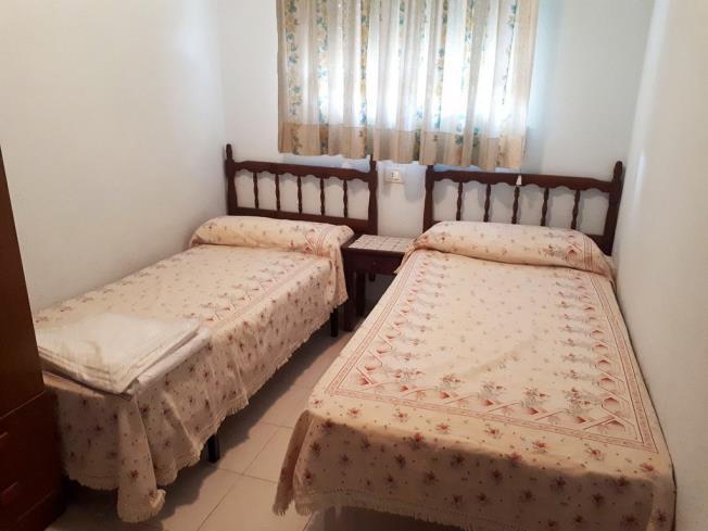 Dormitorio Apartamentos Mistral 3000 Oropesa del mar