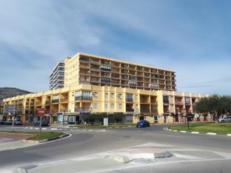 Fachada Invierno España Costa Azahar Oropesa del mar Apartamentos Mistral 3000