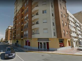Fachada Invierno España Costa Azahar Vinaroz Apartamentos Vinaroz 3000