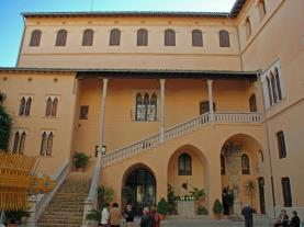 Palacio Ducal de Gandía Gandia Costa de Valencia España