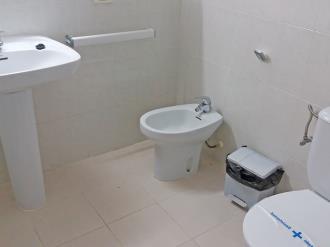 Baño España Costa Azahar Oropesa del mar Apartamentos Bernat Pie de Playa 3000