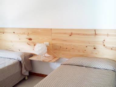 Dormitorio Apartamentos Bernat Pie de Playa 3000 Oropesa del mar