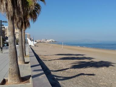 Vistas España Costa Azahar Oropesa del mar Apartamentos Bernat Pie de Playa 3000