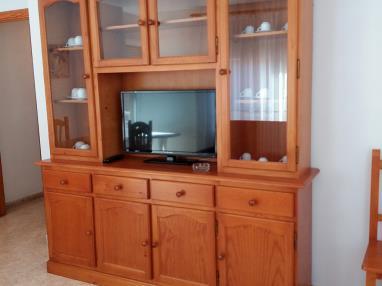 Salón comedor España Costa Azahar Oropesa del mar Apartamentos Estación Oropesa 3000