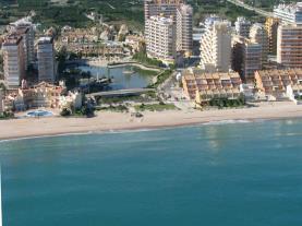 TAVERNES DE LA VALLDIGNA Costa de Valencia España