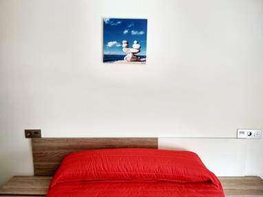 Dormitorio España Galicia - Rías Bajas Illa de Arousa, a Apartamentos Illa de Arousa 3000
