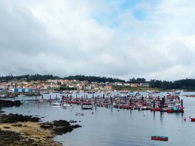 Exterior España Galicia - Rías Bajas Illa de Arousa, a Apartamentos Illa de Arousa 3000