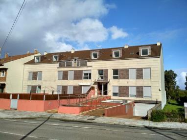 Fachada Invierno España Galicia - Rías Bajas Illa de Arousa, a Apartamentos Illa de Arousa 3000