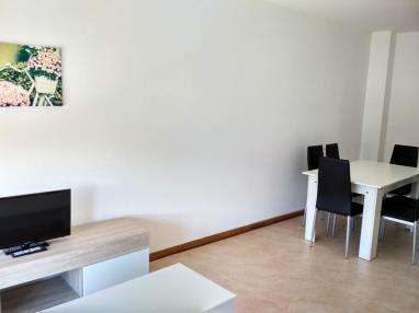 Salón comedor España Galicia - Rías Bajas Illa de Arousa, a Apartamentos Illa de Arousa 3000