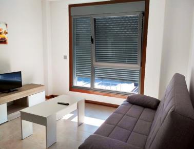Salón España Galicia - Rías Bajas Illa de Arousa, a Apartamentos Illa de Arousa 3000