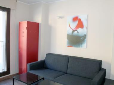 Salón Andorra Estación Grandvalira Soldeu Apartamentos Soldeu Luxury 3000
