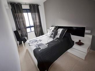 chambre Espagne Costa del Azahar PENISCOLA Appartements Peñíscola Centro 3000
