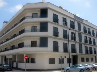 Façade Winte Espagne Costa del Azahar PENISCOLA Appartements Peñíscola Centro 3000