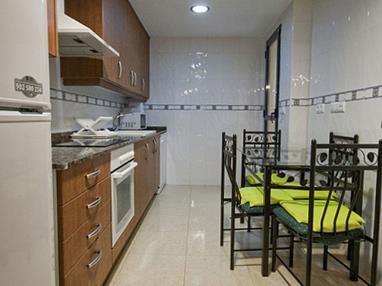 Cocina España Costa Azahar Peñiscola Apartamentos Peñíscola Centro 3000