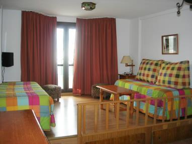 Balcón España Sierra Nevada Sierra Nevada Apartamentos Sierra Nevada 3000- Zona Solynieve