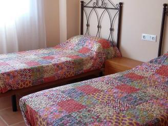 Dormitorio España Costa Azahar Oropesa del mar Apartamentos Villas de Oropesa 3000