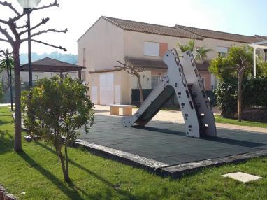 Jardín España Costa Azahar Oropesa del mar Apartamentos Villas de Oropesa 3000