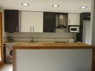 Kitchen Espagne Pyrenées Aragonaises BIESCAS Appartements Biescas 3000