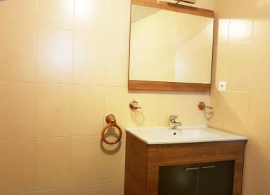 Baño Apartamentos Biescas 3000 Biescas
