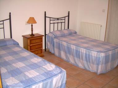Dormitorio Apartamentos Biescas 3000 Biescas