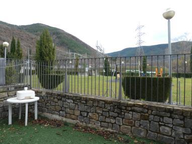 Jardín España Pirineo Aragonés Biescas Apartamentos Biescas 3000