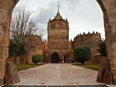 Monasterio de Veruela Espagne Saragosse