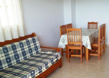 Salón comedor España Costa Azahar Oropesa del mar Apartamentos Oropesa del Mar Suites 3000 Vista Mar